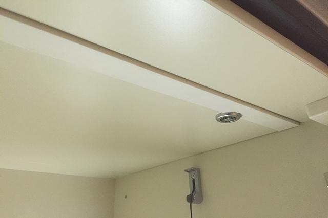 schip luxe plafond